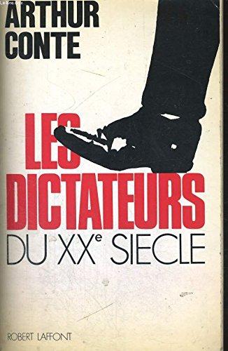 DICTATEURS DU XXE SIECLE