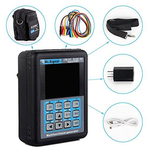 Preisvergleich Produktbild ele ELEOPTION 4 ~ 20mA / 0 ~ 10V Stromsignalgenerator Quelle PLC Valve Calibration Simulator