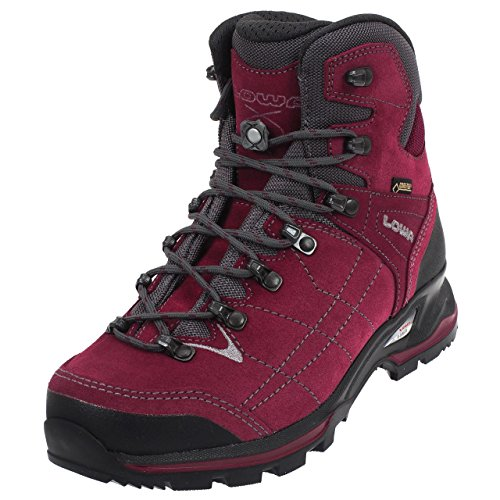 Lowa - Vantage gtx mid ld berry - Chaussures mid mi montantes