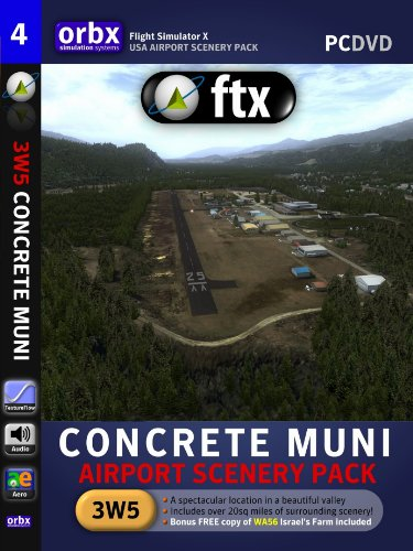 Municipal Airport (FTX Concrete Municipal - Airport Scenery Pack (engl.) - [PC])