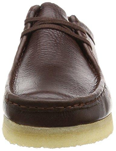 Clarks  26103697,  Herren Stiefel Braun (Marron (Brown Leather))