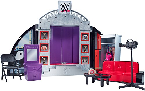 Wwe Superstars Entrance Playset Englisch Version (Superstar Mattel Wwe Entrances)