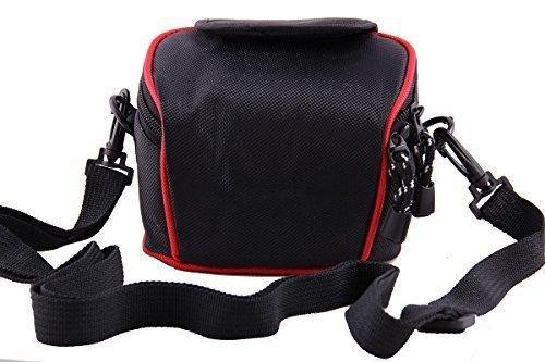 black-lightweight-nylon-camera-shoulder-waist-carry-case-bag-for-canon-powershot-g1x-markii-g16-sx40