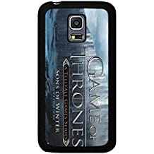 Hipster Custom Game of Thrones Phone caso Cover for Funda Samsung Galaxy S5 Mini