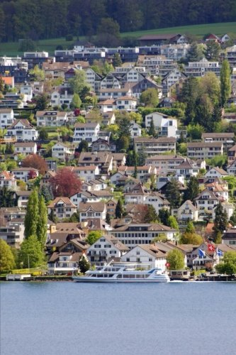 the-gold-coast-on-lake-zurich-for-the-love-of-switzerland-blank-150-page-lined-journal-for-your-thou