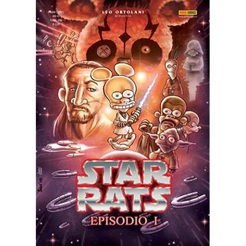 PANINI COMICS MIX N.49 - STAR RATS - EPISODIO I - Nuova Edizione - Rat Mix