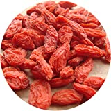 Glorious Inheriting naturel baies de goji (Wolfberry) 280pcs/50g avec le paquete net de 500 grammes
