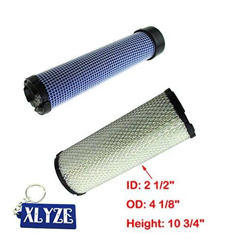 OuyFilters Air Filter Replaces fort Kohler 25 083 02-S Kawasaki 11013-7029 11013-7048 Deere M113621 Briggs /& Stratton 820263
