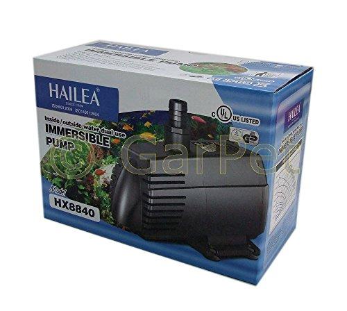 HAILEA HX 88 -Serie Aquarium Wasserpumpe Pumpe Förderpumpe Kreiselpumpe (HX-8840) thumbnail