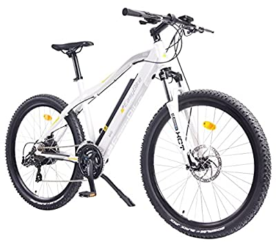 Easybike E-bike Electric Bicycle / Mountain Bike ML5-650 27.5-Inch ...
