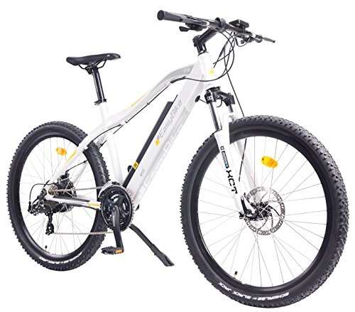 EASYBIKE E-Bike Elektofahrrad Ml5-650 27,5 Zoll Bereifung 13Ah 396Wh E-Mountainbike WEISS Modell 2016