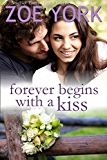 Forever Begins With a Kiss (Wardham Book 8)