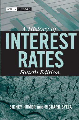 A History of Interest Rates (Wiley Finance)