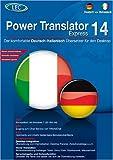 Power Translator 14 Express - Deutsch-Italienisch