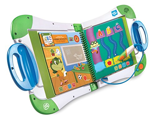 LeapFrog 21600 LeapStart Preschool Interactive Learning System for Kids Activity Book