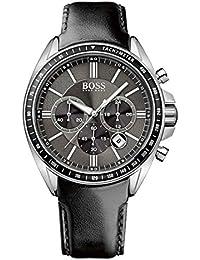 Hugo Boss De los hombres DIVER SPORT CHRONO Analógico Dress Cuarzo Reloj 1513085