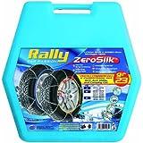 Rally 15033  Chaînes à neige 23 g, Rombo 16Mm, 2 pièces