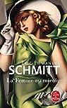 La femme au miroir par Schmitt