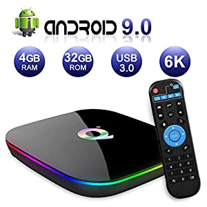 Android-TV-BoxQ-Plus-Android-90-TV-Box-4GB-RAM32GB-ROM-H6-Quad-Core-Support-24Ghz-WiFi-6K-HDMI-DLNA-3D-Smart-TV-Box