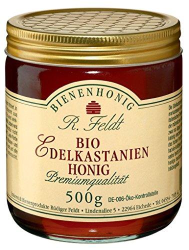 Feldt - Bio Edelkastanienhonig - 500g