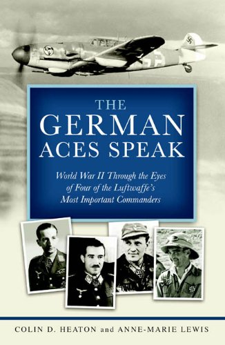 The German Aces Speak (English Edition) (Ace Engineering)