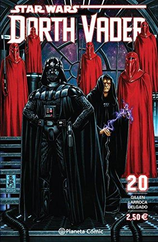 Star Wars Darth Vader nº 20/25 (Star Wars: Cómics Grapa Marvel) por Kieron Gillen