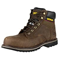 """Caterpillar Mens Electric 6"""" Safety Work Boot"""