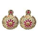 Syonaa Earring in traditional design for...