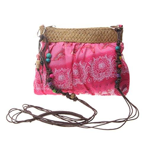 femmes-sac-a-bandouliere-boheme-orginal-sac-de-plage-ete-tissu-ethnique-voyage-rose-rouge