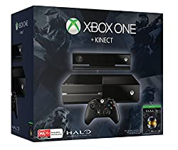 Xbox One Console with Kinect - Halo: The Master Chief Collection Bundle
