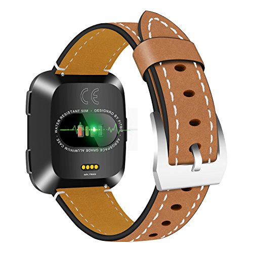 Wristwatch Bands Methodical For Fitbit Ionic Strap Replacement Band Classic Metal Buckle Wristband Accessory