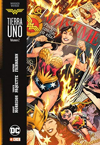 Wonder Woman: Tierra uno vol. 02