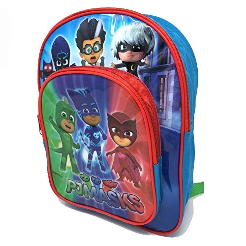 PJ MASKS Zainetto per bambini, Blue (Multicolore) - 10297-74572