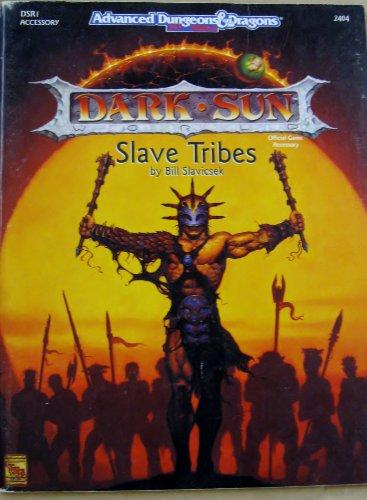 Price comparison product image Slave Tribes (DSR1 ACCESSORY DARK SUN GAMES)