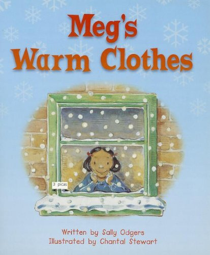 Meg's Warm Clothes (Gear Up!: Level B)