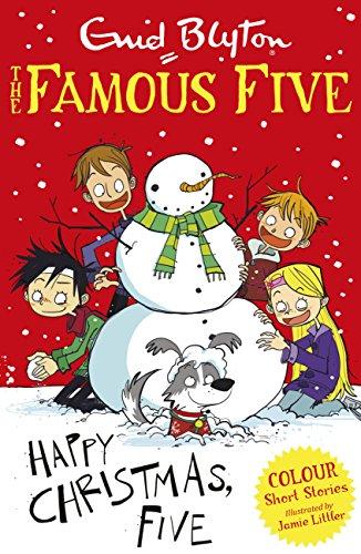Happy Christmas, Five!