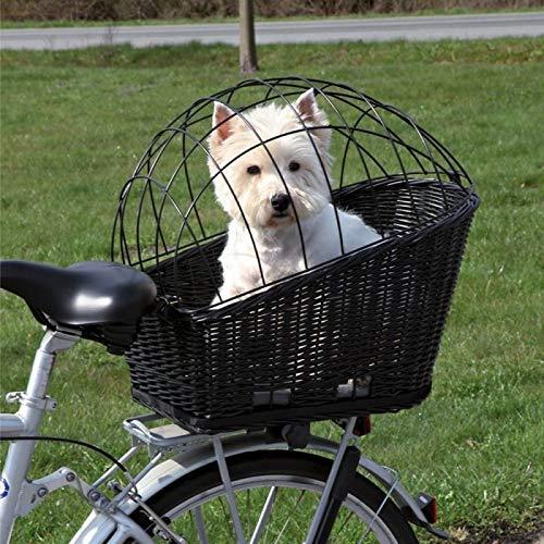 Generic .icker Comf Fixing Wicker Cle Comfy Cle Travel Cage Rack Fixing Pet Carrier Pet Carrier Carrier Carrier Pa Dog Bike Basket Ket Pet C Gepäckträger ke Bas (Bike Rack-befestigung)