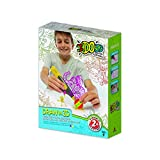 Giochi Preziosi 70152251 - Kinder-Bastelset - IDO3D Activity Set, Zootiere