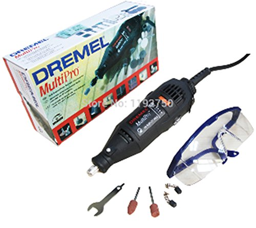 SaySure - 125w Variable Speed Electric Dremel Rotary Tool Mini Drill