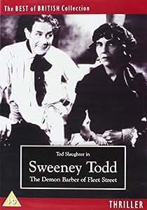 Sweeney Todd - Demon Barber Of Fleet Street [1936] [DVD]