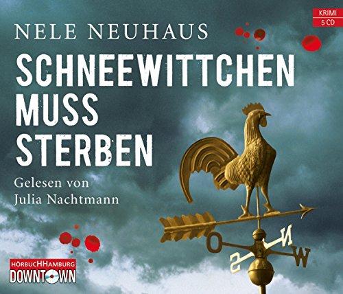 Schneewittchen muss sterben: 5 CDs (Ein Bodenstein-Kirchhoff-Krimi, Band 4)