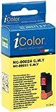 iColor Druckerpatronen Canon: Patrone für CANON (ersetzt BCI-24C/21C), color (Druckerpatronen)