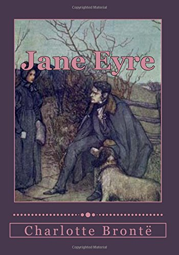 Jane Eyre por Charlotte Brontë