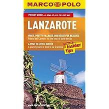 Lanzarote Marco Polo Pocket Guide (Marco Polo Travel Guides)