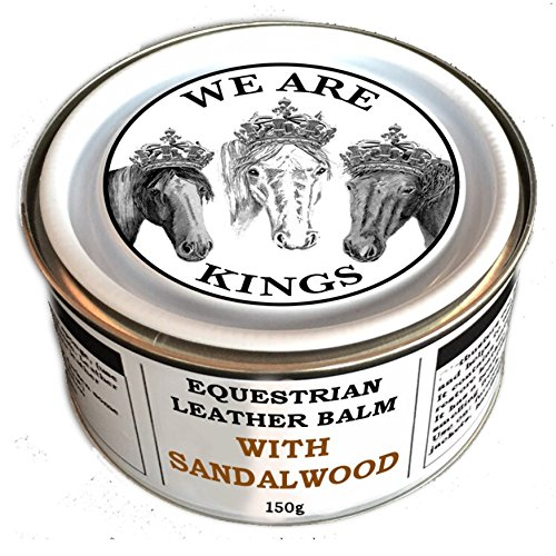 dirtbusters-we-are-kings-sandalwood-equestrian-leather-balm-cleaner-and-deep-conditioner-150g-for-sa