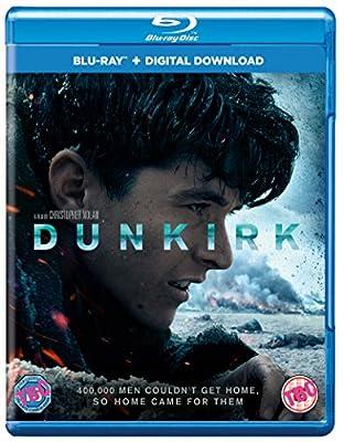 Dunkirk [Blu-ray + Digital Download] [2017]