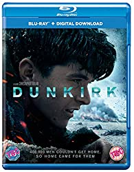 Dunkirk [Blu-ray + Digital Download] [2017] [Region Free]