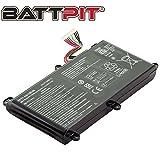 Battpit Laptop Akku für Acer AS15B3N KT.00803.004 KT.00803.005 Predator 15 G9-591 G9-591G G9-592 G9-592G G9-593 G9-593G Predator 17 G9-791 G9-791G G9-792 G9-792G G9-793 G9-793G - [5700mAh/84.3Wh]