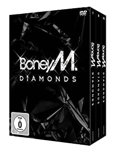 Boney M. - Diamonds [3 DVDs]