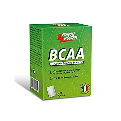 Punch Power Bcaa by PUNCH POWER